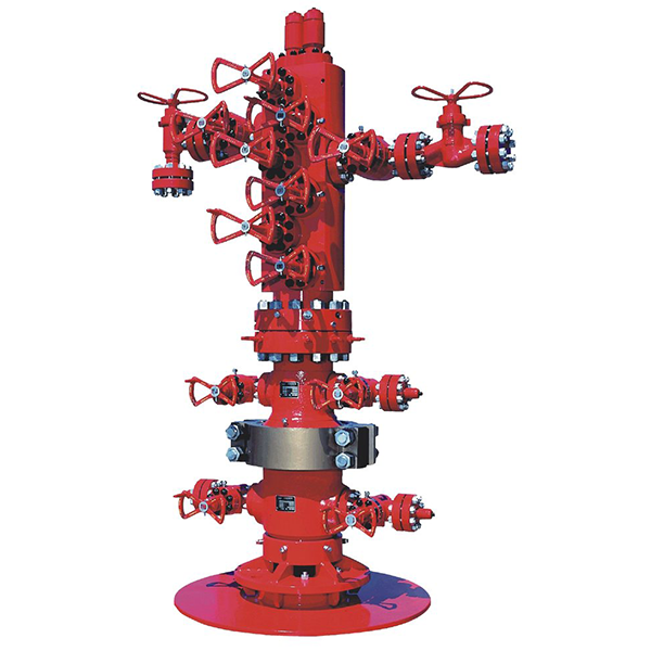 Wellhead Xmas Tree Gms Interneer