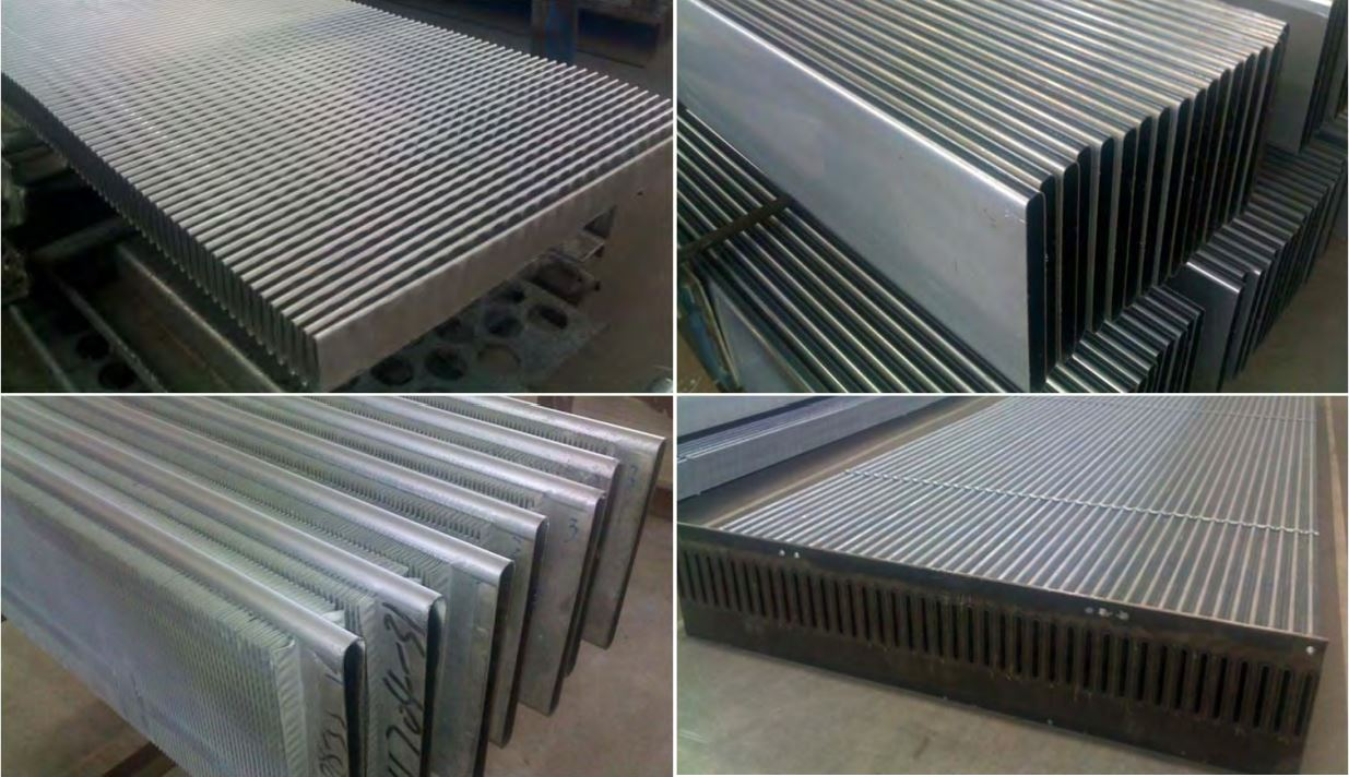 single roll tube in air cooled condenser