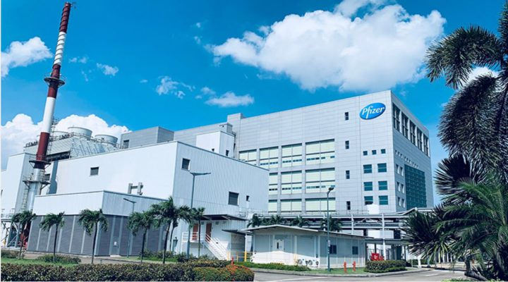 Pfizer Asia Pacific Singapore