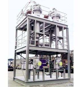 MOZLEY Wellhead Desander Solids removal system