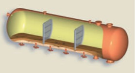 Settled solids removal system 3