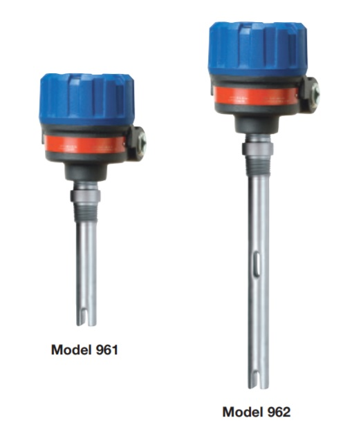Echotel Model 961 962 Ultrasonic Level Switches
